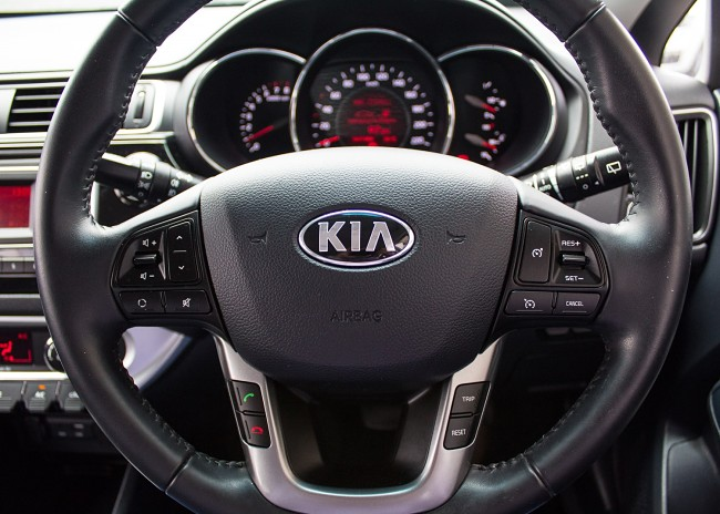 2017 Kia Rio lease