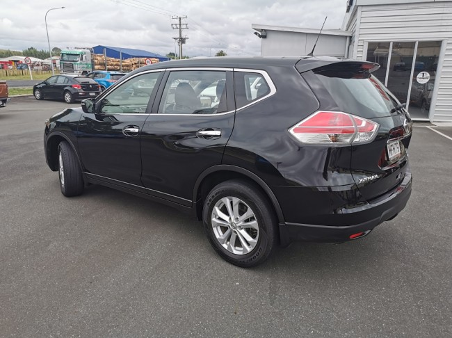 2017 Nissan X-Trail lease