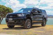 2017 Ford Ranger lease