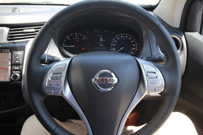 2019 Nissan Navara lease