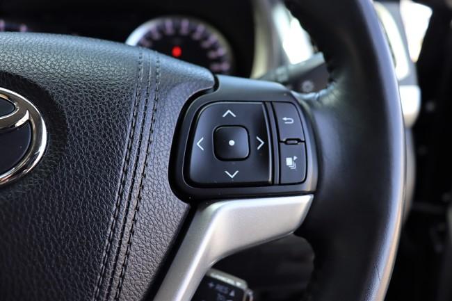 2017 Toyota Highlander lease