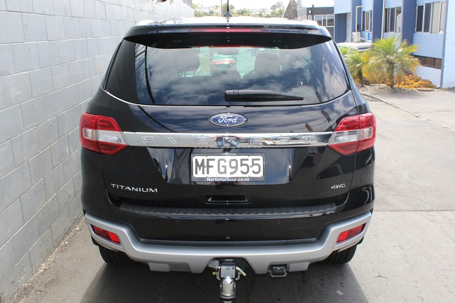 2019 Ford Everest lease