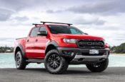 2019 Ford Ranger lease