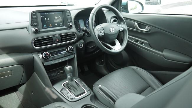 2019 Hyundai Kona lease