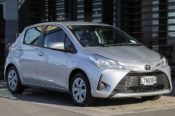 2018 Toyota Yaris lease