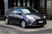2019 Toyota Yaris lease