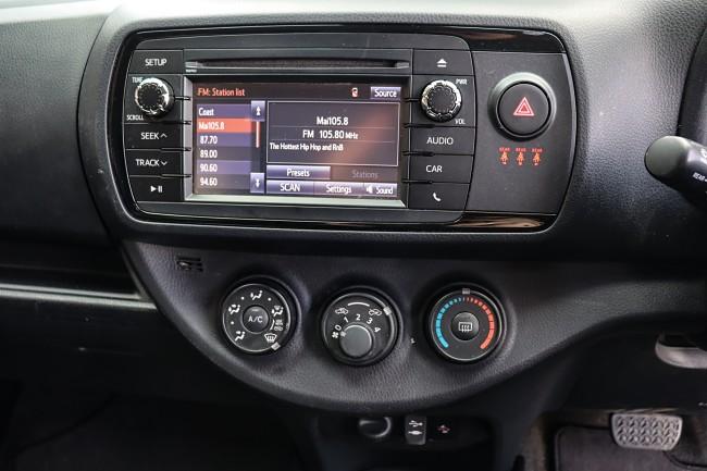 2019 Toyota Yaris lease