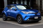 2019 Toyota C-HR lease