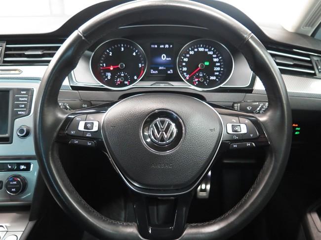 2018 Volkswagen Passat lease