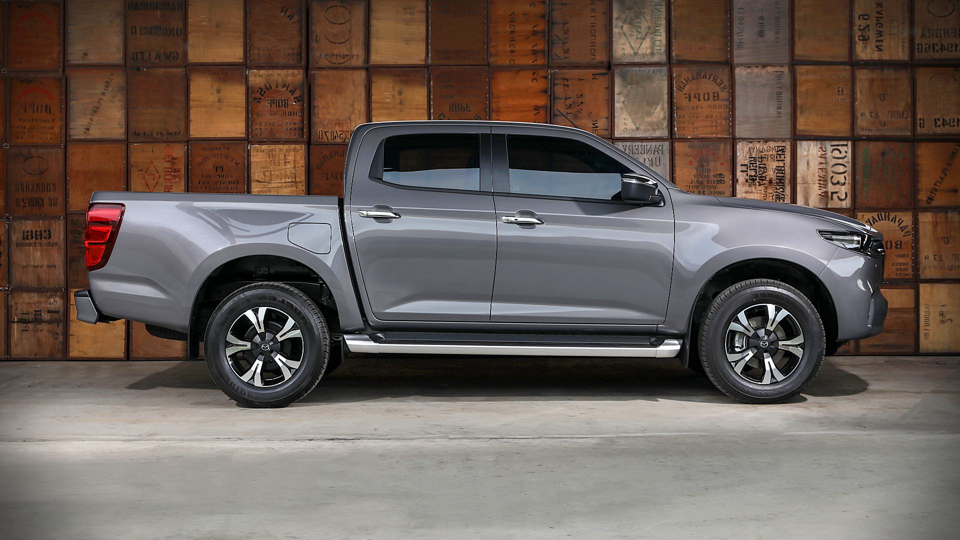 2021 mazda bt-50 is set to impress with new lineup
