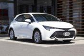 2019 Toyota Corolla lease